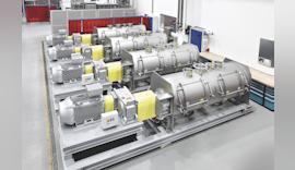 Zuverlässige NORD-Industriegetriebe für Bouillon-Mischer