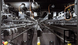 NORD-Antriebstechnik für Obermaschinerie im Theater