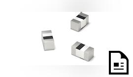 Würth Elektronik stellt Multilayer-Keramikinduktivität WE-MK vor