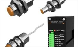 Wirbelstromsensoren WST - berührungslose und hochdynamische Wegmesssysteme