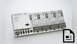 DIOLINE PLC Bahnkompaktsteuerung nun auch mit Train Realtime Data Protocol