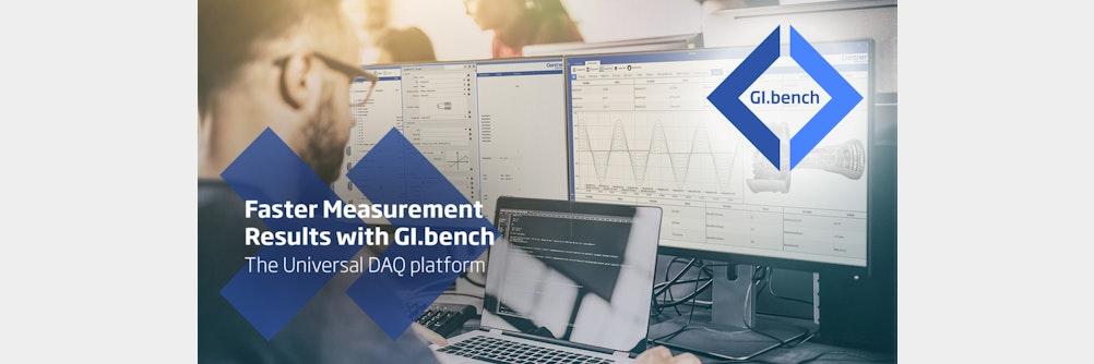 Die neue GI.bench 1.7 ist ab sofort verfügbar!