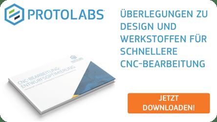 Neues Whitepaper zur CNC-Bearbeitung verfügbar: Entwurfsoptimierung
