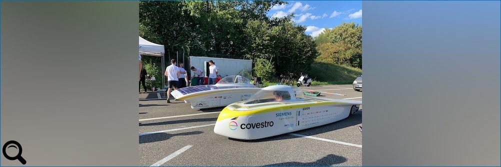 Würth Elektronik fördert studentische Solarautoprojekte