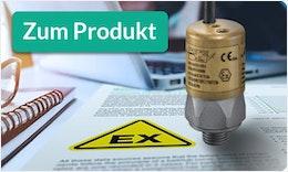 SUCO entwickelt kompaktesten #ATEX #Druckschalter der Welt