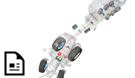 Elektronisch-hydraulische Lenksysteme - Reifenschonend rangieren
