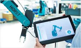 Focus Open 2020: #Robotersoftware horstFX und #Industrieroboter HORST gewinnen internationalen Designpreis Baden-Württemberg