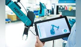 Focus Open 2020: Robotersoftware horstFX und Industrieroboter HORST gewinnen internationalen Designpreis Baden-Württemberg