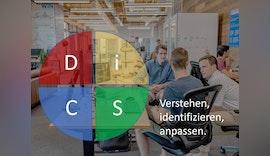 DiSC - Bewusster und verbesserter Umgang mit Mitmenschen.