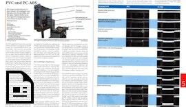 Neue Erkenntnisse beim Stanzen von PVC und PC-ABS