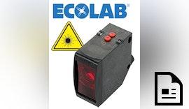Neue optoelektronische Distanzsensoren BOD 23K mit Laserklasse 1