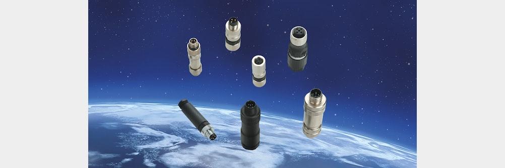 M8- und M12- Steckverbinder mit UL-Zulassung
