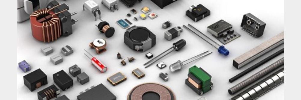Passive Bauelemente, Optoelektronik und Power Module