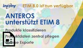 ANTEROS unterstützt #ETIM8
