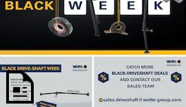 #WelteGroup Black-#Driveshaft Week bis zum 06.12