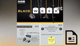 WelteGroup Black-Driveshaft Week bis zum 06.12