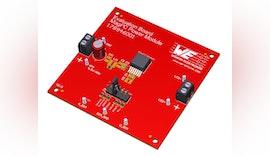Würth Elektronik bietet LDHM Evaluation Board für LED-Ansteuerung