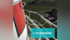 Rotorblattservice für Windenergieanlagen