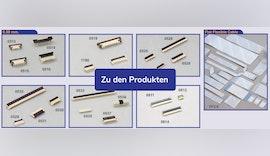 FFC / FPC Steckverbinder ⚙️ Foliensteckverbinder