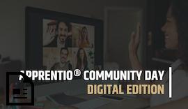Ein voller Erfolg- Der #APPRENTIO® Community Day 2020