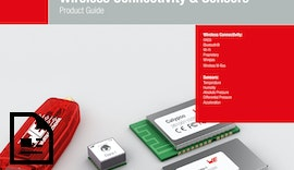 Würth Elektronik präsentiert Wireless Connectivity & Sensors Product Guide