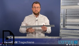 LÜTZE Video Blog Folge 10 - #AirSTREAM neue #Tragschiene D