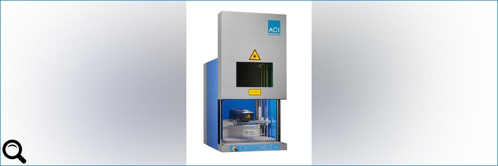 Hochflexible #Laserstation für die #Produktkennzeichnung