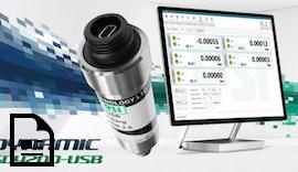USB-Drucktransmitter mit Analyse-Software