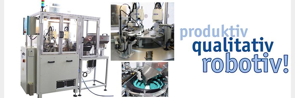 Werkstückprüfung und Qualitätssicherung im ⏱Sekundentakt⏱ mit Scara-Roboter