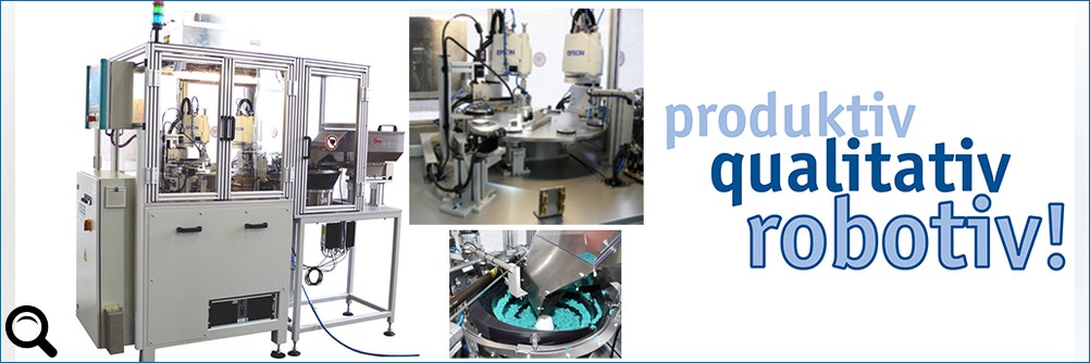 Werkstückprüfung und #Qualitätssicherung im Sekundentakt mit #Scara-Roboter