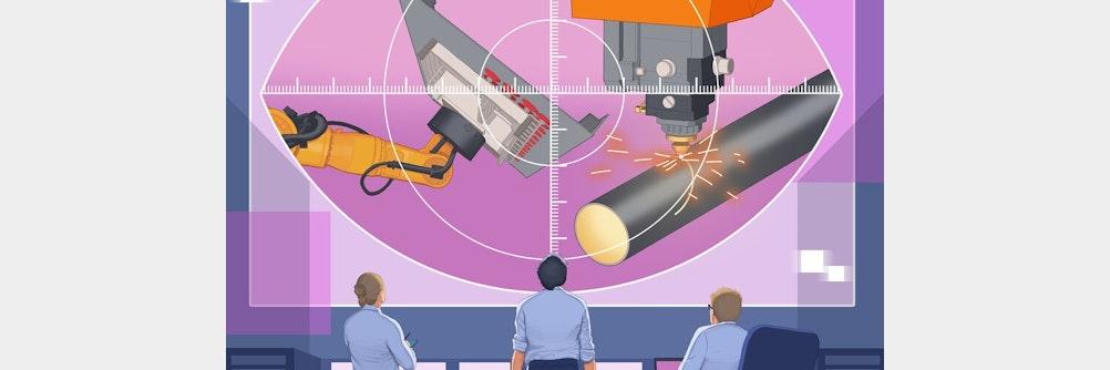 Innovation durch Kollaboration - Bystronic und neue Technologien