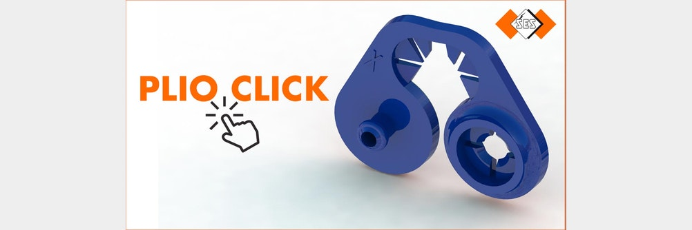 """PLIO CLICK ETIKETTENHALTER: Kabelkennzeichnung mit einem einfachen """"Klick"""""""