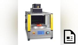 Nahezu unterbrechungsfreie #Laserbeschriftung mit dem Rundtakttisch RT400