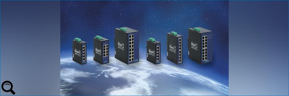 Kompakte #Switches mit intelligentem Energiemanagement