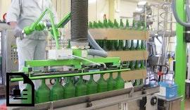 Lebensmittelhersteller setzen auf AERO-LIFT Vakuumtechnik