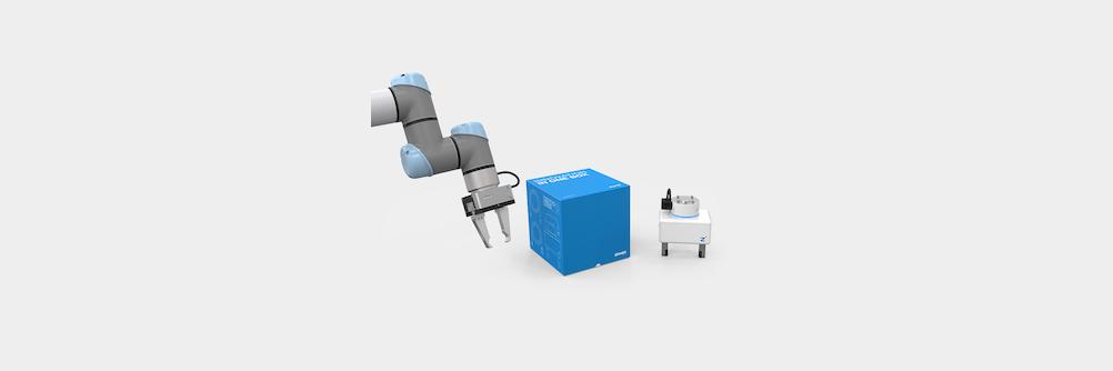 startZ –  die Roboter-Starter-Box der Zimmer Group für die einfache Greifer-Integration