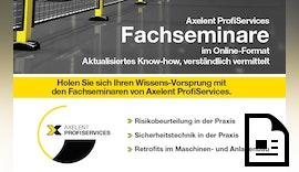 Online-Fachseminare von Axelent ProfiServices