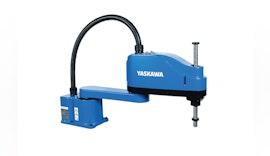 SCARA-Roboter MOTOMAN SG400 und MOTOMAN SG650 von YASKAWA
