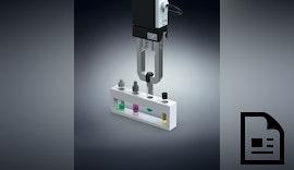 GEP2000-B – neue optimierte E-Greifer-Variante für Kleinteile-Handling