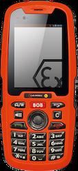 Featurephone IS320.1, ex schutz Smartphone Android vorgestellt