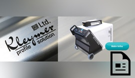 Schwarzmarkierung ☑️ mit Beschriftungslaser zur dauerhaften Produktkennzeichnung