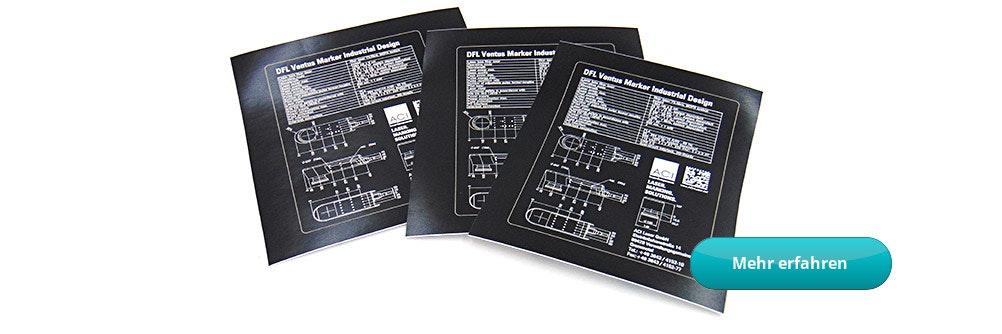 Folienbeschriftung ✅ zur dauerhaften Produktkennzeichnung mit dem Beschriftungslaser