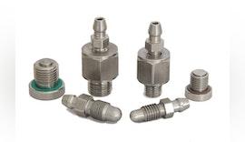#Entlüftungsschrauben für Hochdruck und Niederdruck Hydrauliksysteme