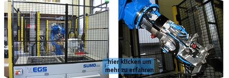 #Automation im Flow✔️: Vollautomatische Herstellung eines #Kunststoffhybridbauteils für die Durchflussmesstechnik