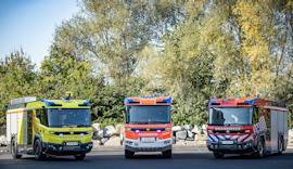 Vollelektrische Feuerwehrfahrzeuge - #Steer-by-Wire von Mobil Elektronik