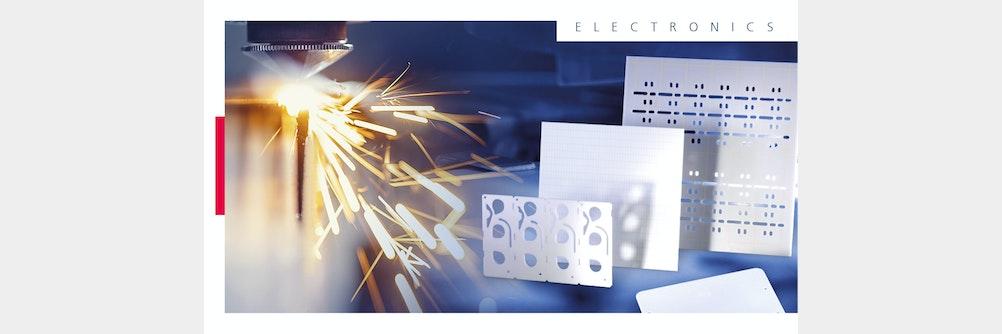 Faserlasern keramischer Substrate für höchste Qualitätsansprüche  💡
