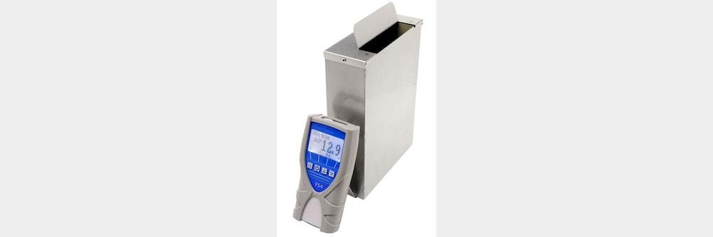 Feuchtemessgeräte für Schüttgüter, Granulate und Pulver