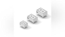 7-Segment-Anzeigen von Würth Elektronik