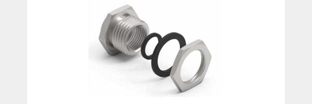 Robuste Verbindung mit integrierten Magnetics