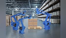Neue Palettierroboter-Serie MOTOMAN PL von YASKAWA: Schnell, kompakt und kraftvoll